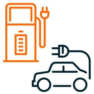 elecmaxservices - électricité générale - nos réalisations - bornes IRVE