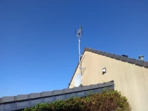 Installation d 'antenne TNT et Satellite